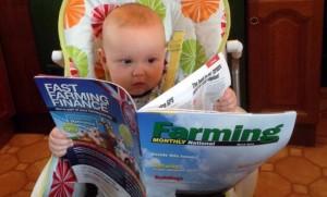 baby-reading-magazine